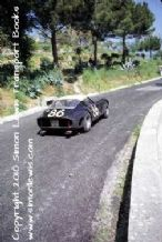 Ferrari 250 GTO Scarlatti / Ferraro Targa Florio 1962 (4th 1st in GT) Version 1